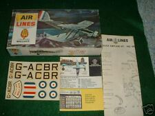 Air Lines 1/72 HO Wallace - Very old kit