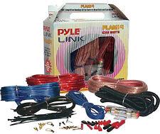 Plam14 Amplifier Installation Kit Pyle Link 8-Gauge 1,000-Watt