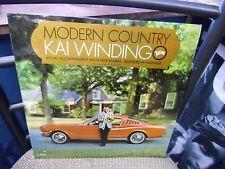 Kai Winding Modern Country [Anita kerr Singers] LP Verve Records VG+