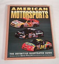 American Motorsports The Definitive Illustrated Guide Auto Racing Book 1997