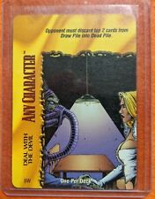 OVERPOWER Any Character Deal with the Devil Classic Accidental Insert Lost Promo