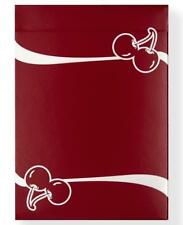 Cherry Casino Reno Red Playing Cards, printed by Uspcc,