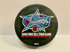 2001 Nhl All Star Colorado Puck Official Licensed Puck
