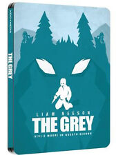 THE GREY  blu ray Steelbook ( NEW )