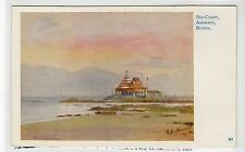 SEA-COAST, AMHERST: Burma postcard by F H Muriel (C27227)