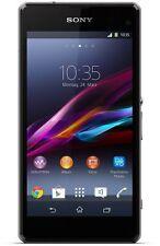 "Sony Xperia Z1 Compact schwarz 16GB Android Smartphone 4,3"" Display ohne Simlock"