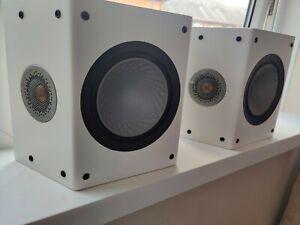 MONITOR AUDIO SILVER FX SURROUND SPEAKER PAIR 6TH GEN BOXED