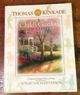Thomas Kinkade A Child's Garden Of Verses Robert Louis Stevenson Prayers Poems