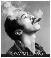 Tony Williams * POSTER *   Jazz Fusion Drum MASTER Miles Davis - AMAZING PRINT 1