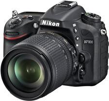 Nikon D7100 18-105g VR Cámara Réflex digital