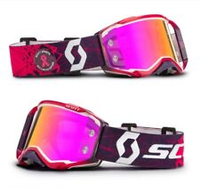 2019 Scott USA Prospect LE Breast Cancer Awareness Motocross Pink Goggles - MX