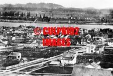 OREGON PHOTO REPRINT 1876 Portland OR Pacific Northwest