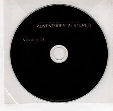 (GJ16) Lazersonic & Zak Frost, Adventures In Stereo - DJ CD