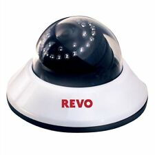 RevoAmerica Indoor Dome CCTV Security Camera 600TVL 30IR For Home/Business