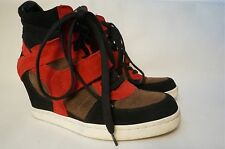 ASH Damen Schuhe Damen Sneakers Sneaker Wedges  * Limitert *  Größe : 41