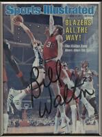 Bill Walton Signed Sports Illustrated June 13 1977 w/COA Framed  052620DBT