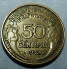 50 centimes Morlon 1932 SUP : pièce de monnaie française