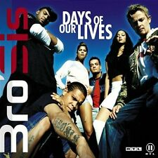 Bro'Sis - Days of Our Lives (2003)  CD  NEW  SPEEDYPOST