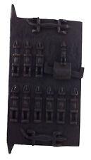 Porte Dogon Grenier à mil Mali 60x 30 cm - Volet Case- Art africain - 6399