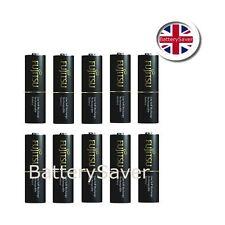 10 x Fujitsu PRO Black  AA  2450mAh NiMH Rechargeable Batteries