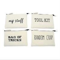 Bag Of Tricks Tool Kit Random Carp Pattern Cosmetic Bag Pencil Case Pouch Shan