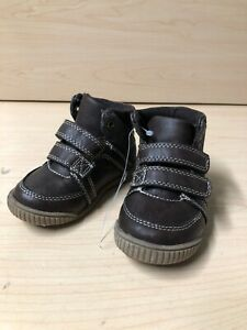 The Childrens Place Toddler Boy Brown Boots Size 5