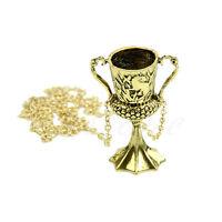 Vintage Cup Pendant Necklace