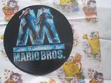"""Roxette – Almost Unreal EMI 12EMPD 268 Super Mario Bros. Vinyl 12"""" Picture Disc"""