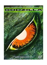 Godzilla Matthew Broderick Pg-13 Dvd Widescreen Science Fiction Horror Mystery