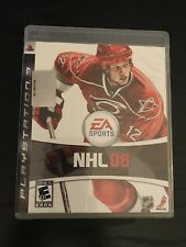 Playstation 3 NHL 08 ( Complete ) PS3