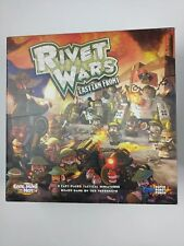 Rivet wars Eastern Front Game By Ted Terranova Cool Mini Or Not NEVER PLAYED