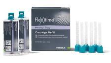 Flexitime Heavy Tray Cartridge Refill Heraeus Kulzer Exp. 2019-11
