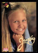 Jennifer Autogrammkarte Original Signiert ## BC 42898