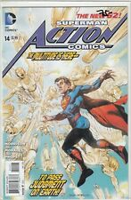 Superman Action Comics #14 New 52, DC comics comic book