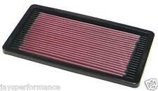 Kn air filter reemplazo Alfa Romeo Sprint 1.3/1.5/1.7 1983 - 1989