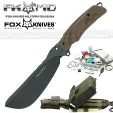 KNIFE COLTELLO FOX KNIVES MANIAGO PARANG JUNGLE ORIGINALE MADE IN ITALY SURVIVOR