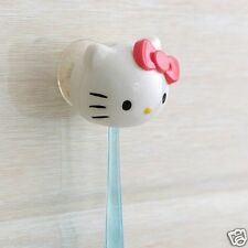 Hello Kitty Head Tooth Brush Cap Case Cover Holder KK588