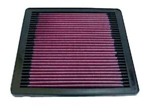 K&N Hi-Flow Performance Air Filter 33-2045 fits Mitsubishi Magna 2.6 (TR), 2....
