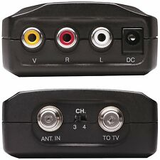 RCA Compact RF Modulator (CRF907R) HDMI to RCA without CE