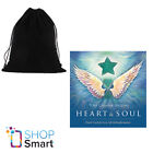HEART & SOUL ORACLE CARDS DECK FOR LOVE LIFE TRANSFORMATION BLUE ANGEL WITH BAG