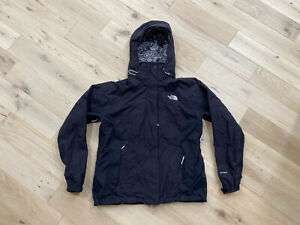 The North Face Hy Vent Snowboard Jacket Womens XL Black