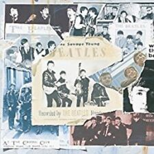 The Beatles Anthology 1 Sealed Unopened 2 Capitol Audio Cassettes Tapes Rock