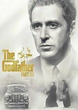 The Godfather Part Iii (Dvd, 2017) W/Slipcover, New