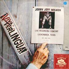 "JERRY JEFF WALKER "" VIVA TERLINGUA ""  LP NUOVO ITALY MCA - RICORDI"