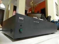 NAD 902 Stereo Power Amplifier