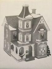 Dept 56 Snow Village® Beacon Hill Victorian - Brand New