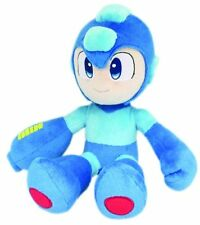 "Megaman 7"" Plush New #snov15-601"