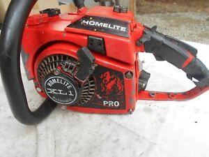 Homelite 350 Pro Chainsaw Power Head 330 410 360 750 Professional Parts Repair.