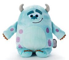 Monsters Inc. Sulley Mocchi-Mocchi- Plush Doll M 35cm Disney Japan Takara Tomy