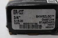 """Sealmaster ER-12T Bearing 3/4"""""""